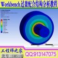 ANSYS15 Workbench过盈配合结构有限元分析专题视频教程