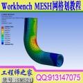ANSYS16 Workbench MESH模块网格划分培训视频教程